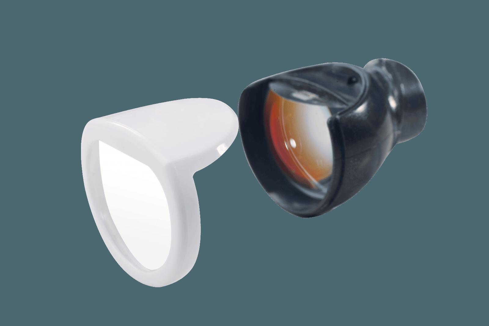 Vario Clips für opt-on Lupenbrillen