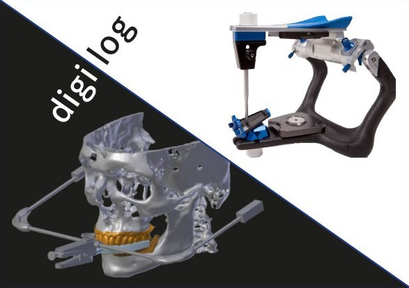 digilog mit CAR und CAD Modell