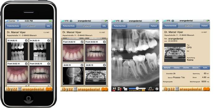 ibyzz on iphone screenshots